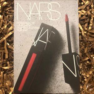 Nars Powermatte Lip Pigment Sample Pack